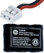 GE TL26155 Cordless Phone Battery