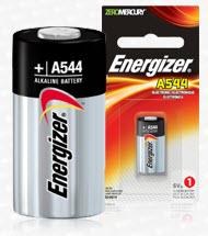 Panasonic 4LR44 Battery Replacement Photo Lithium Batteries
